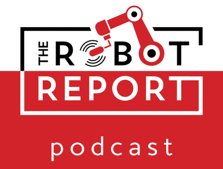 Robot Report Podcast logo