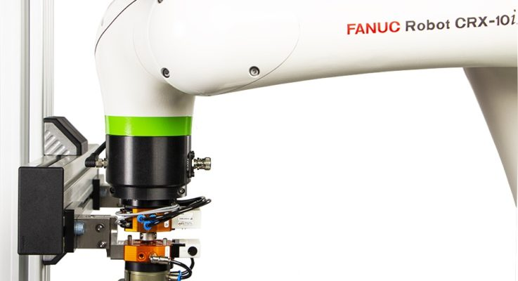 ATI releases end-effector kits for FANUC CRX cobots